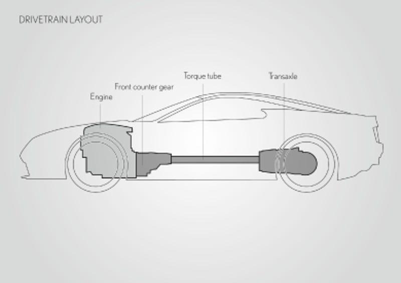 2011 Lexus LFA First Drive – Lfa Engine Diagram