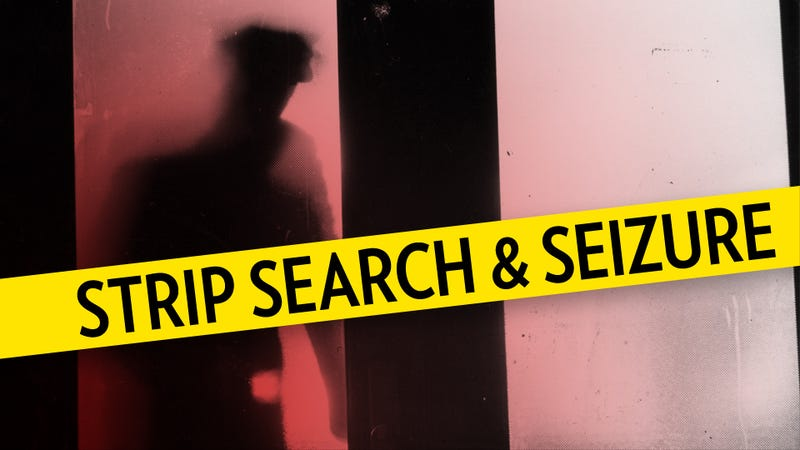 Illustration for article titled The NYPD Has a Strip Search Problem