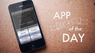 Illustration for article titled Daily App Deals: Get Worldictionary for iOS for $3.99  in Today's App Deals