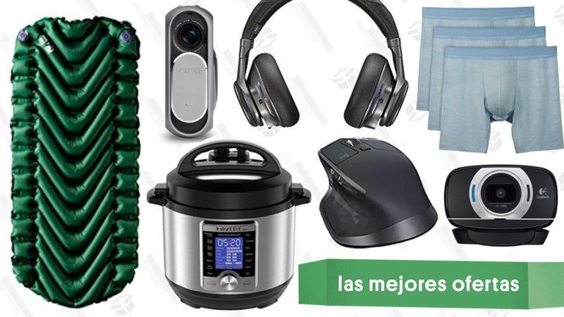 Illustration for article titled Las mejores ofertas de este miércoles: Rebajas en Logitech, Instant Pot Ultra Mini, boxers y más
