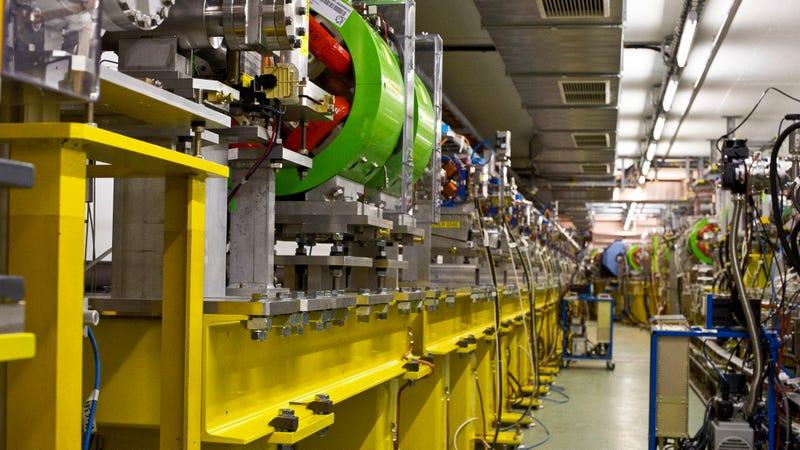 CLIC, a CERN Linear Collider test facility (Image: CERN)