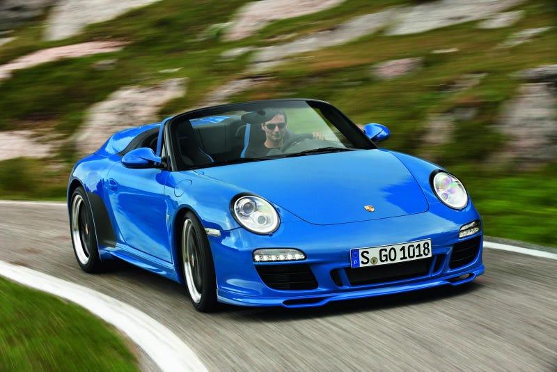 Porsche 911 Speedster Back With A Tick Of Every Box