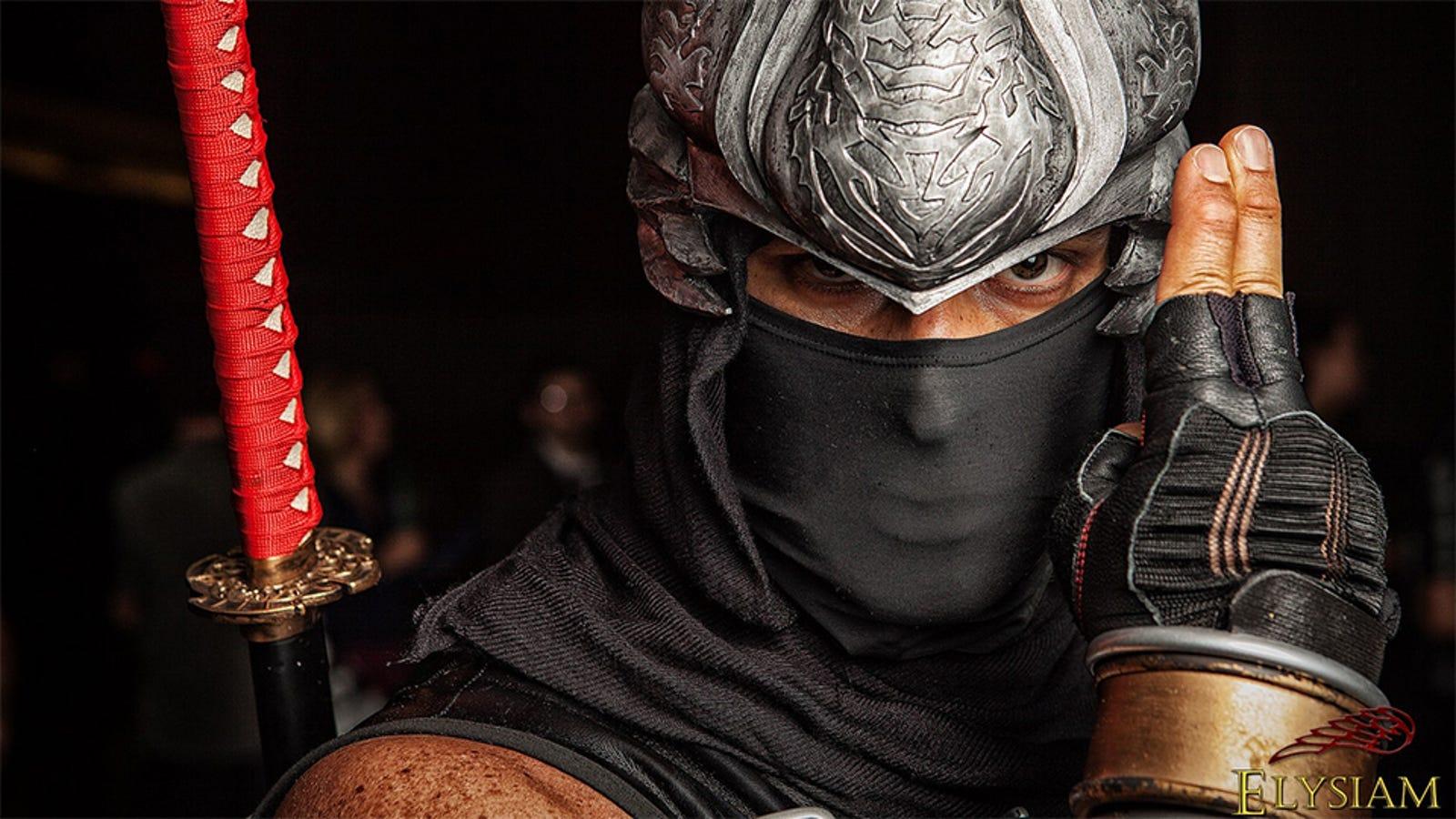 Ninja Gaiden Cosplay To Slice Your Eyeballs Wide Open