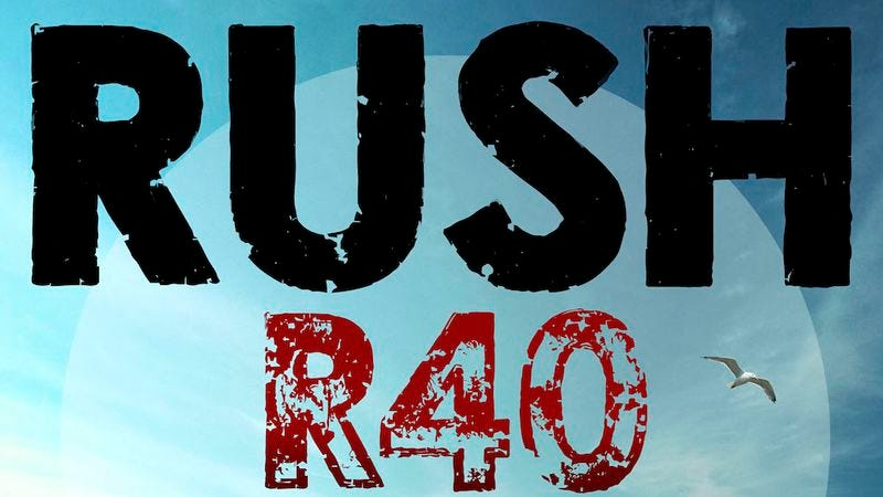 Illustration for article titled Rush announces 40th anniversary tour