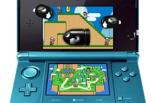 Illustration for article titled Is Super Mario World On The List of Nintendo 3DS Remakes?