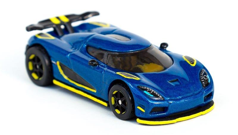 Custom Koenigsegg