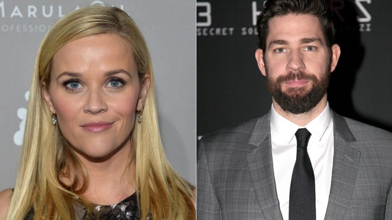Illustration for article titled Reese Witherspoon and John Krasinski Criticize the Oscars' Lack of Diversity