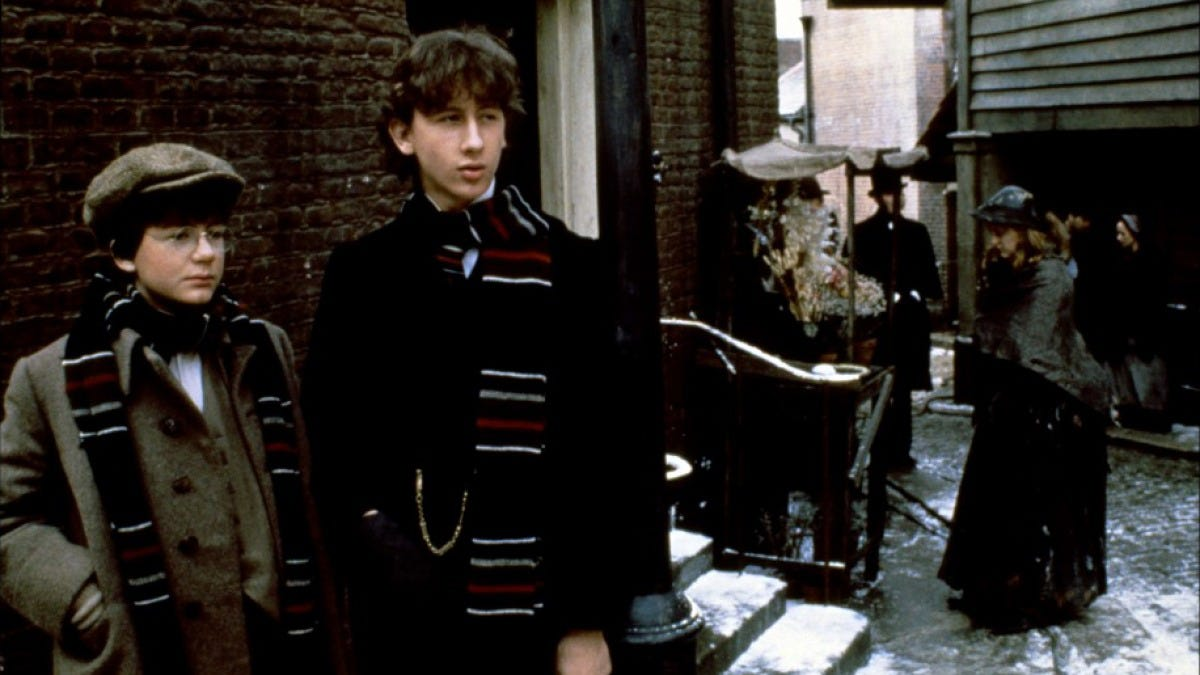 Young Sherlock Holmes was Harry Potter before Harry Potter