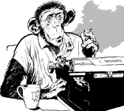 Illustration for article titled What You Missed Last Weekend (Other Than Monkeys Writing)
