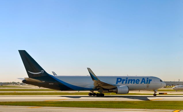 Great: Amazon Will Probably Have Its Own Airline Someday