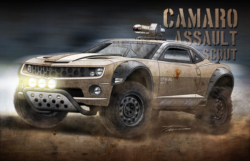 Illustration for article titled Are there any companies that make off-road suspension...