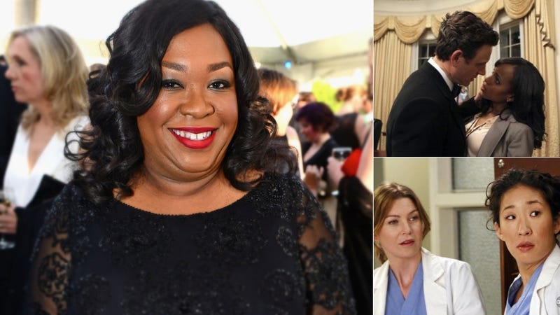 Illustration for article titled The 10 Awesomest Things About Shonda Rhimes