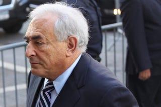 Dominique Strauss-Kahn (Getty Images)