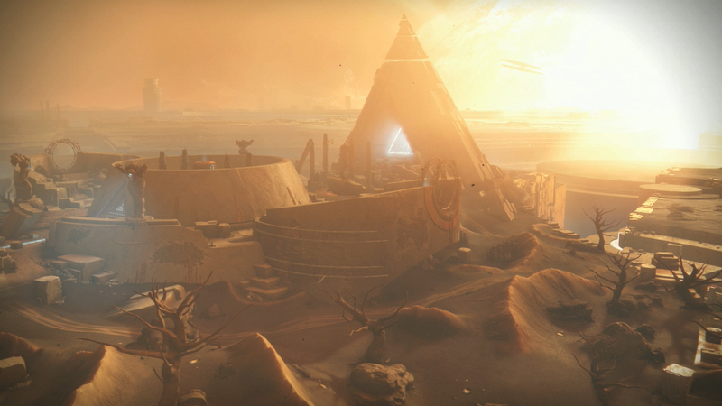 Bungie Reveal Curse of Osiris Details During Stream