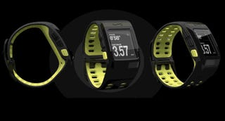 Illustration for article titled The Nike+ SportWatch GPS Has TomTom and an Attitude