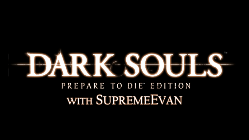 Illustration for article titled Streaming Dark Souls for PC - DONE