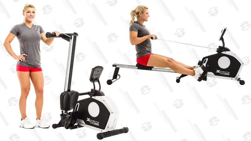 Máquina de remo XTERRA | $167 | Amazon | Usa el cupón de $20Gráfico: Shep McAllister
