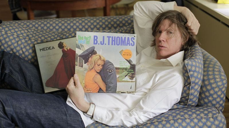 """Illustration for article titled Thurston Moore maps out the soundtrack to his """"Best Day"""""""
