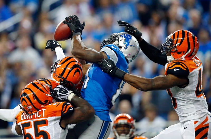 Illustration for article titled Calvin Johnson Is Unguardable