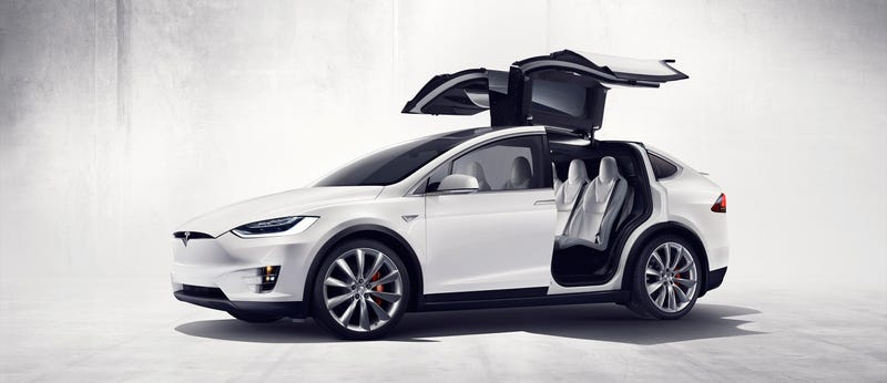 Illustration for article titled The Tesla Model X Comes With A Bioweapons Defense System