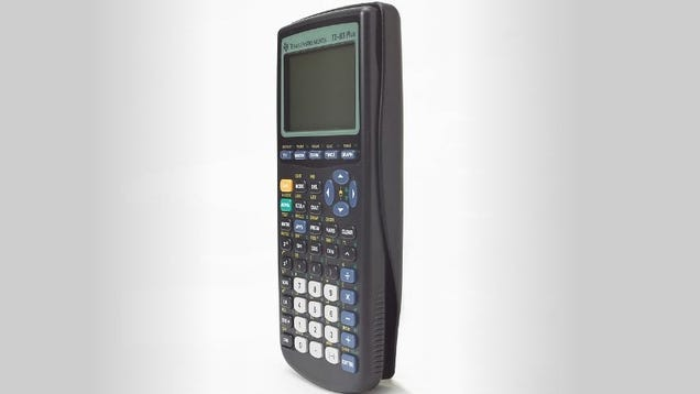 Ode to the Graphing Calculator