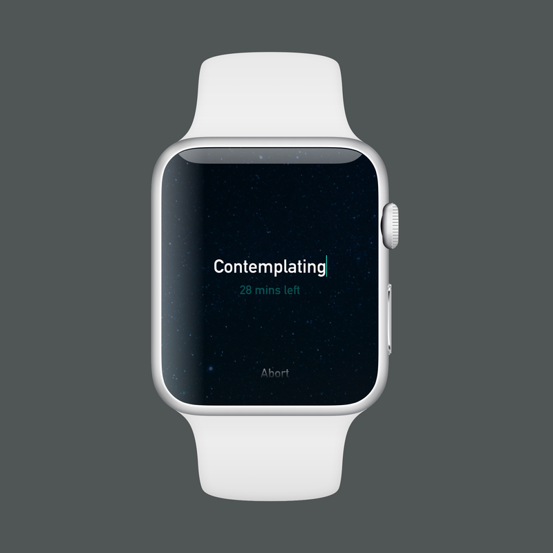 Illustration for article titled An Apple Watch App Concept, Part 1