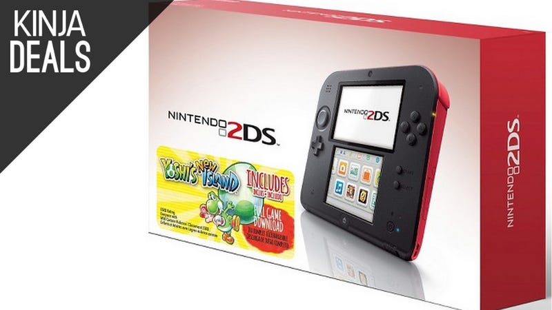 Illustration for article titled Today's Best Gaming Deals: 2DS and 3DS Discounts, iTunes Credit, More