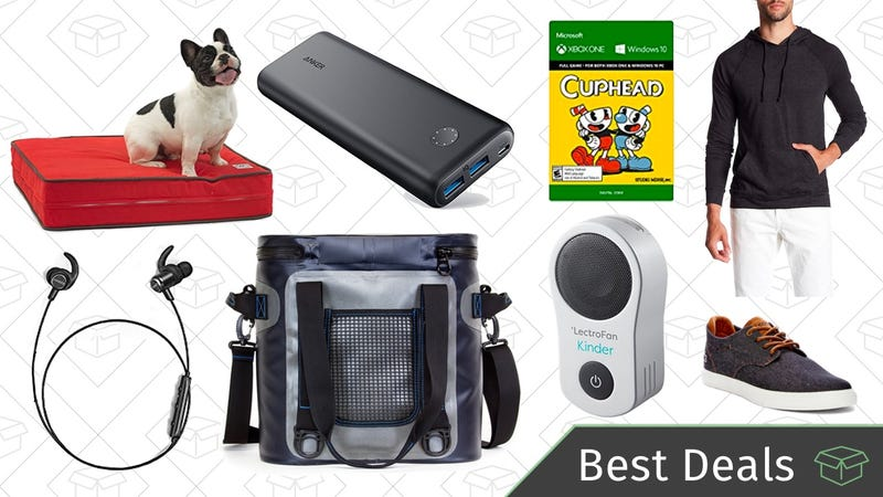 Illustration for article titled Wednesday's Best Deals: Clear The Rack, RTIC Coolers, Bluetooth Earbuds, and More