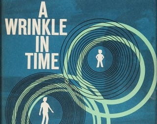 Illustration for article titled There's ABrandNew Section OfA Wrinkle InTimeThat YouCanRead