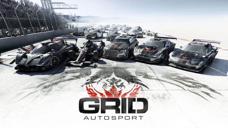 Illustration for article titled Did Anyone Here Buy Grid Autosport?