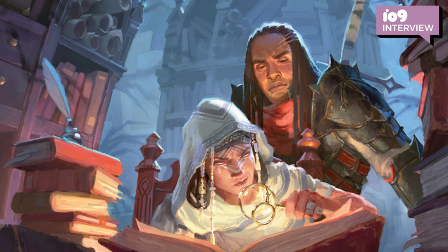 Dungeons & Dragons  New Adventure Book Brings Fresh Voices to the Forgotten Realms
