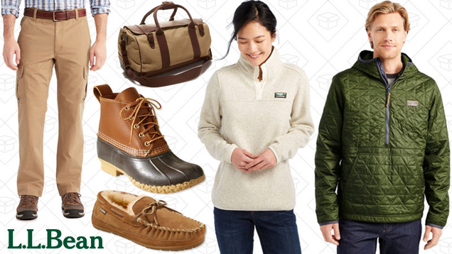You Can Get 25% Off Everything at L.L.Bean, Plus a $10 Gift Card On $50+ Orders