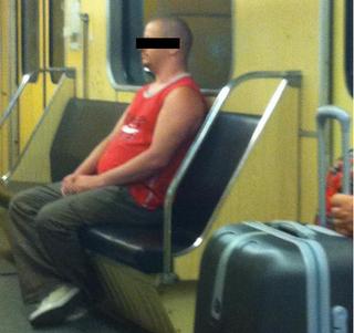 Illustration for article titled Másokat is megtámadott a hármas metrós agresszor