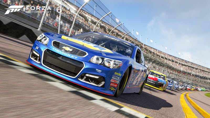 Illustration for article titled Forza Daytona Anyone?