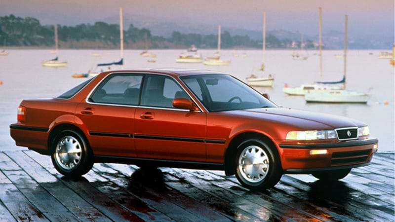 Forgotten Cars: Honda's Long-Lost Five Cylinder Engine And The ...