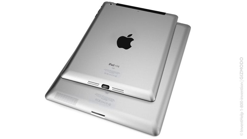 Illustration for article titled The iPad Mini Might Actually Be Announced in October