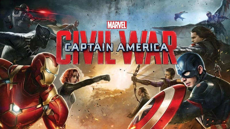 Illustration for article titled Did Civil War fail the Captain America brand?