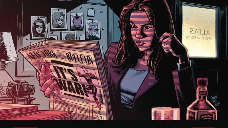(Image: Marvel Comics)