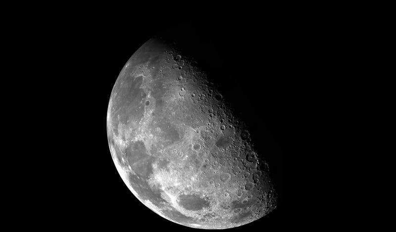 La Luna. WC