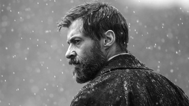 good news logan s black and white version will get a home release too