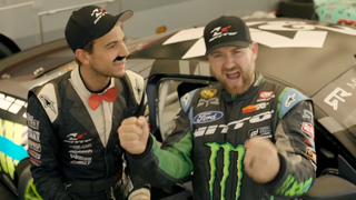 You Must Watch This TwoMinute Formula D Version Of Talladega Nights
