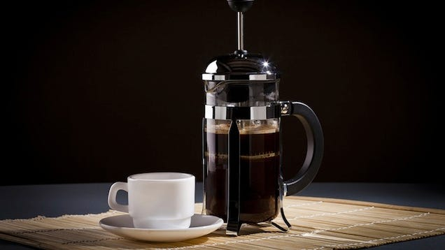 French Press Automatic Coffee Maker : Most Popular Coffee Maker: French Press