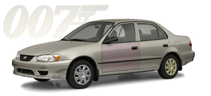 This Old Toyota Corolla Really Should Have Been The New