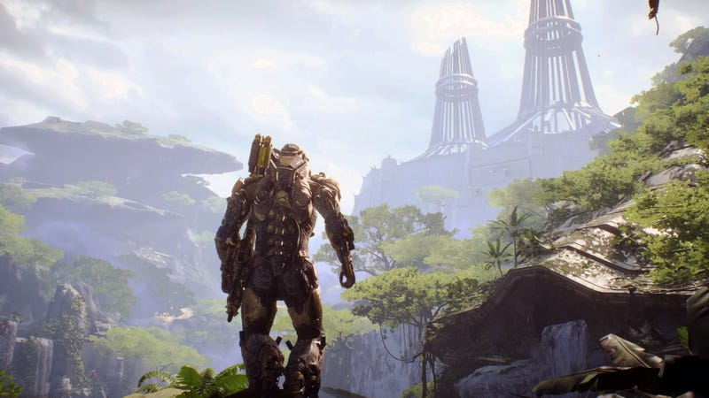 Tips For Playing Anthem