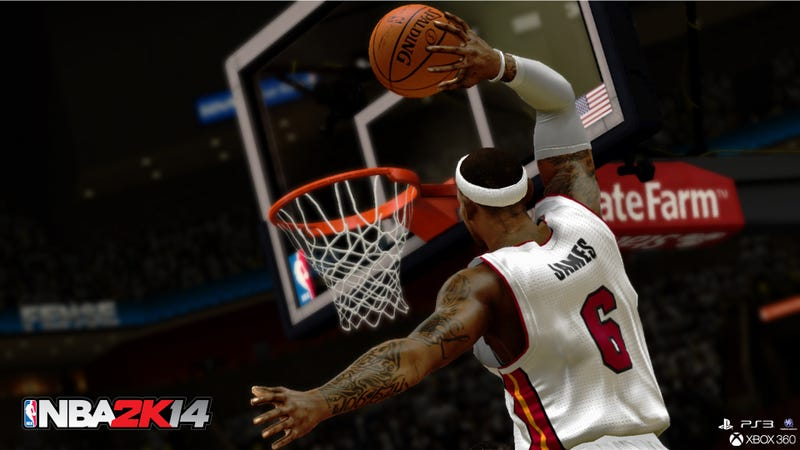 Illustration for article titled NBA 2K14 Designer 'Regrets' Repeated Control Changes