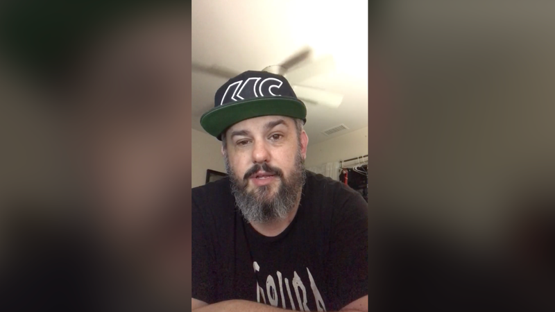 Jimmy Lifestyles in his apology video.