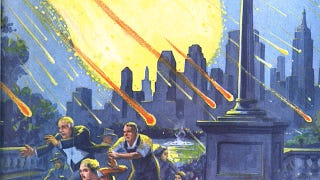 Illustration for article titled In 1940, The Franklin Institute announced armageddon as an April Fools' joke