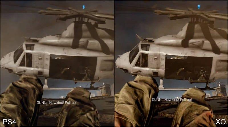 Illustration for article titled Así jugaras al Battlefield 4 en la PS4 vs la Xbox One