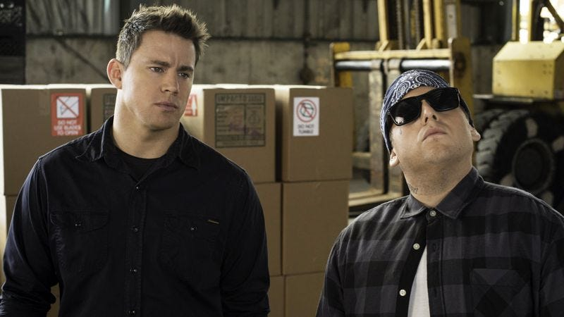 Illustration for article titled Directors say that 21 Jump Street/Men In Black crossover might actually happen