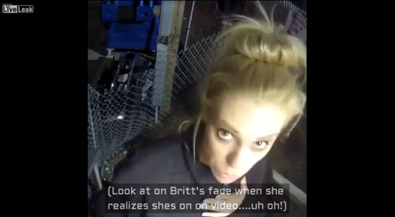 Illustration for article titled ESPN Reporter Britt McHenry Berates A Towing Company Employee [Updates]